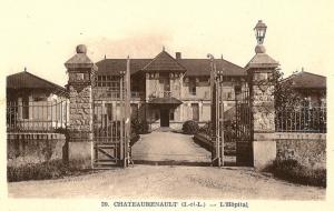 historique Château Renault