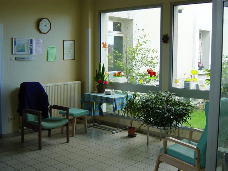 Ehpad jm salle de detente le centre hospitalier for Salle de detente