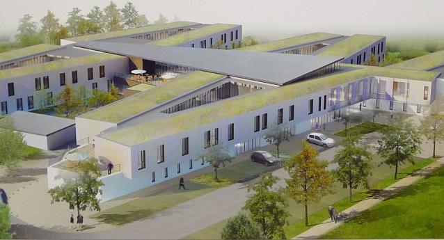 Bientôt un nouvel EHPAD à Château-Renault
