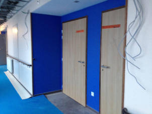 couloir bleu le centre hospitalier intercommunal amboise ch teau renault. Black Bedroom Furniture Sets. Home Design Ideas