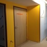 couloir jaune