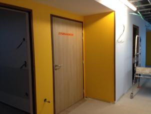couloir jaune le centre hospitalier intercommunal amboise ch teau renault. Black Bedroom Furniture Sets. Home Design Ideas