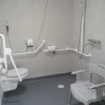 La salle de bain individuelle
