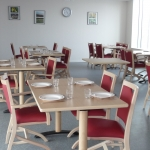 Une salle à manger